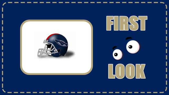 First look Navy FAU