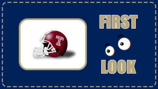 First look Navy - Temple