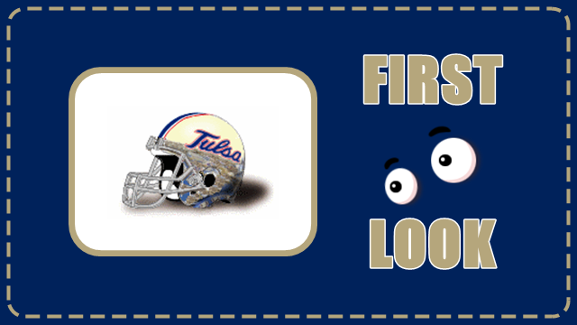 First look Navy Tulsa