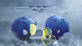 Navy Blue Angel uniforms