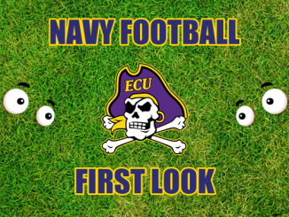 Eyes on East Carolina logo