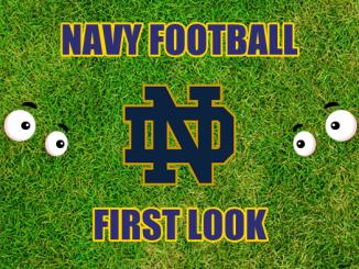Eyes on Notre Dame logo