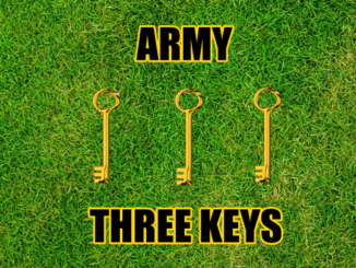 Three-keys-Army