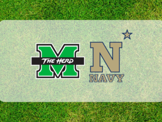 Navy-Marshall football preview