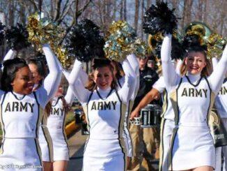 Army Cheerleaders